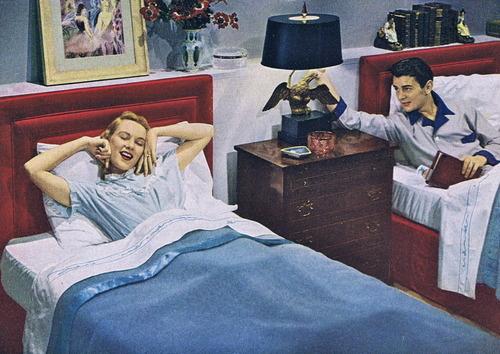 April 2014 eyerollingmom - Bedroom furniture for married couples ...